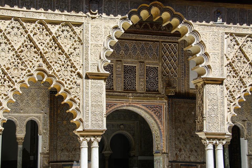 تاريخ الفن(7): الفنون الإسلامية