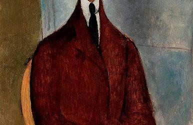 اميديو موديلياني – فنان إيطالي