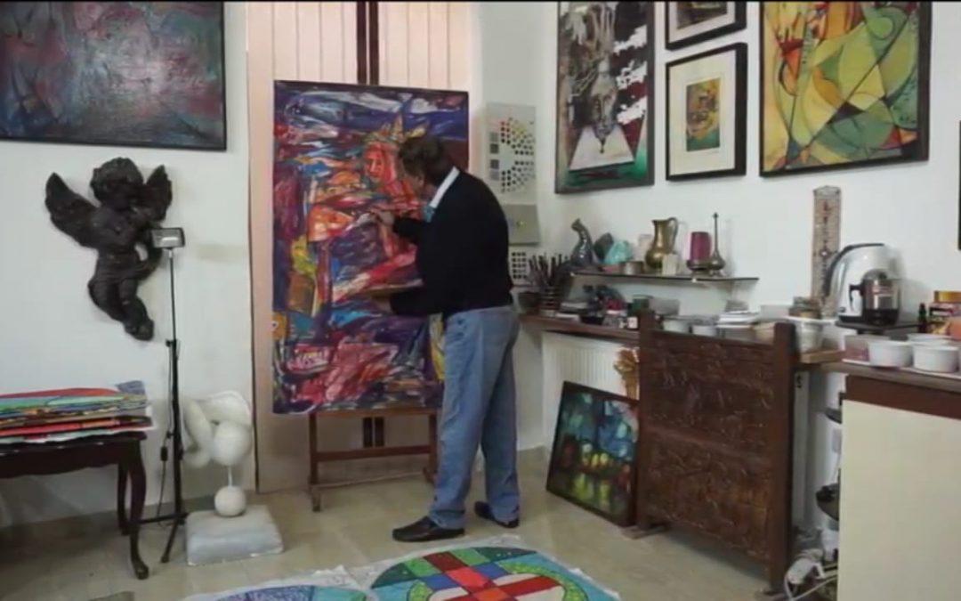لقاء مع فنّان – الدكتور حفيظ قسّيس