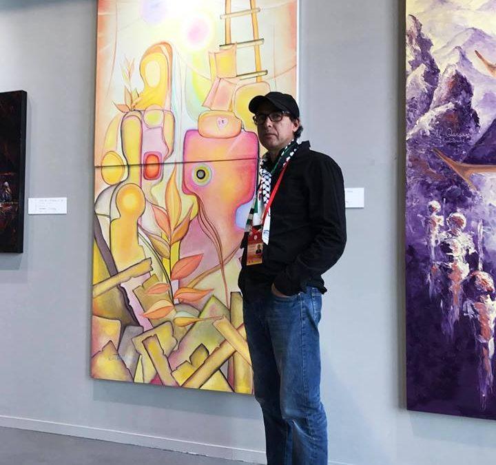 الفنان الفلسطيني يوسف كتلو