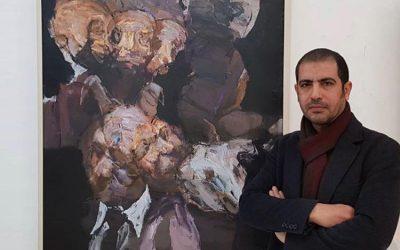 لقاء مع فنان: أسامة حمدي