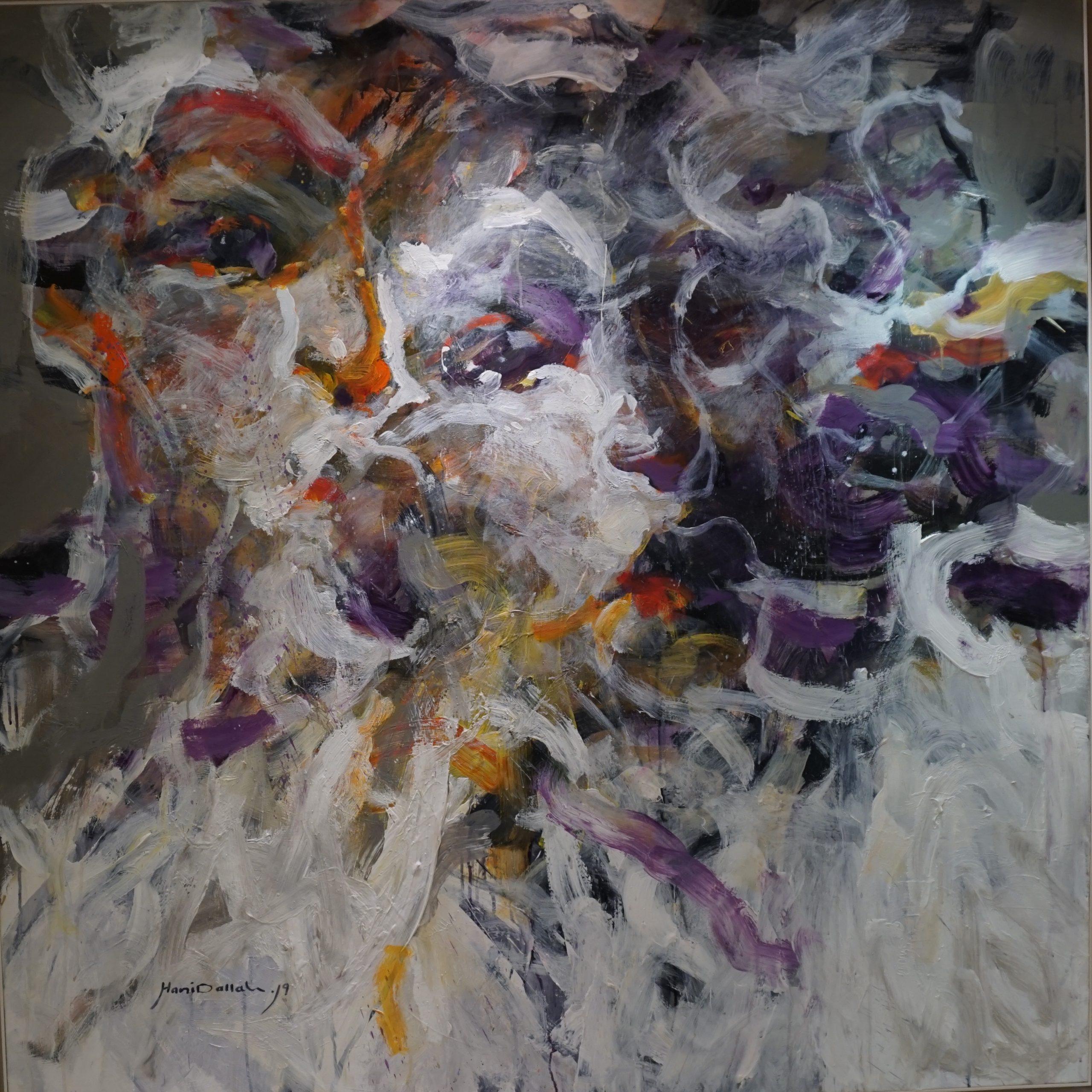 فنان عراقي هاني الدلة