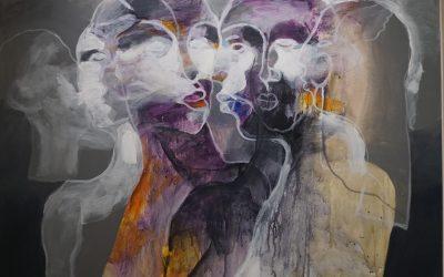 """""""طقوس ظل"""" معرض الفنان التشكيلي هاني الدلّة"""