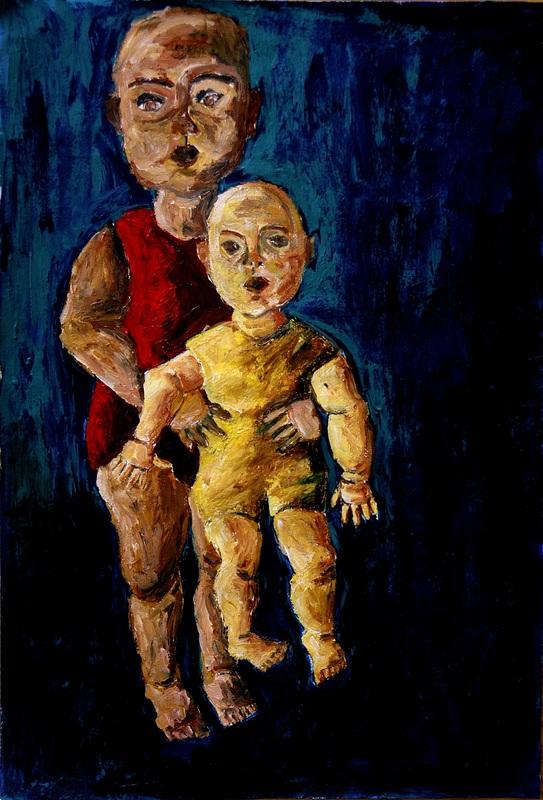 لوحة جمان النمري