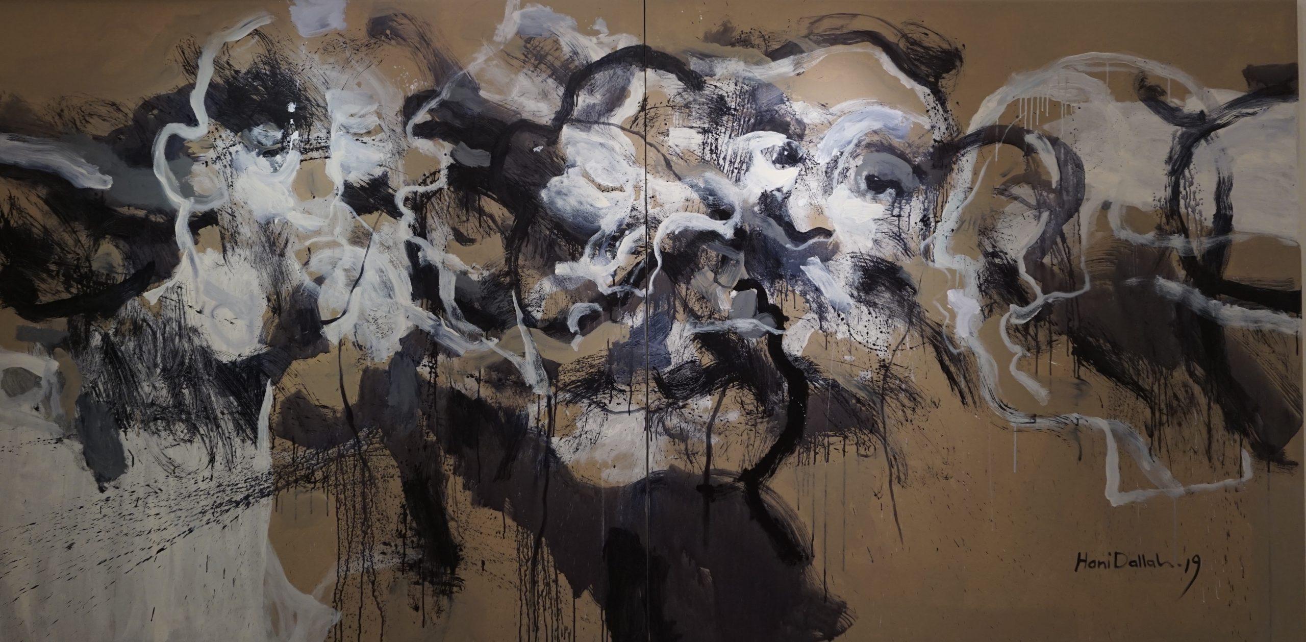 هاني الدلة فنان عراقي