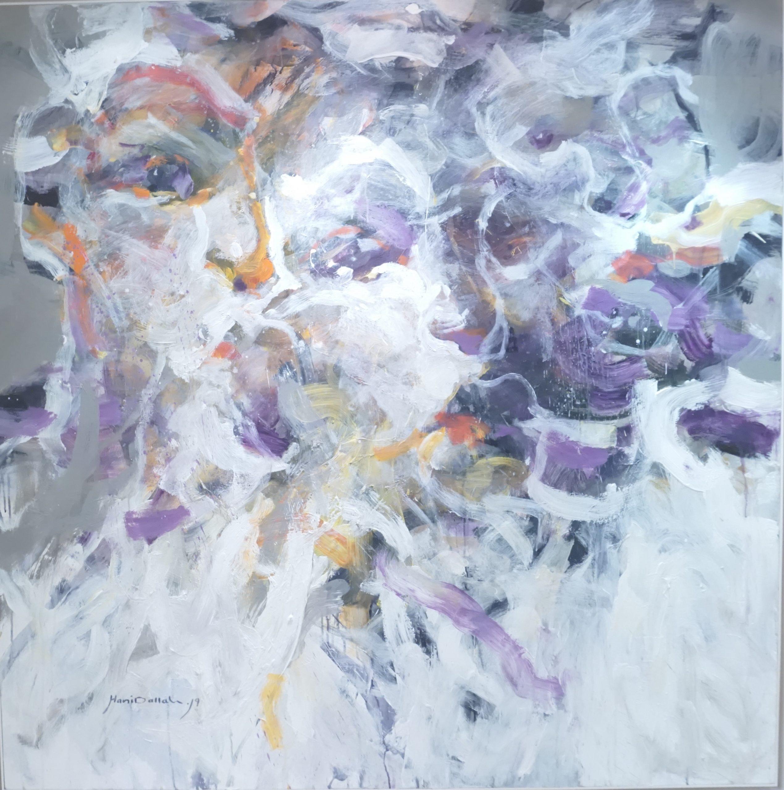 Iraqi artist Hani  Dallah
