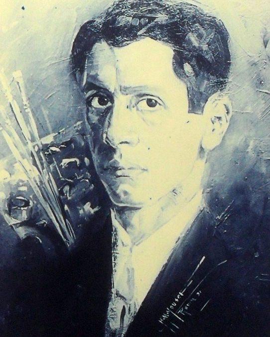 """حسين محمد يوسف، الفنان الملقّب بِـ """"فان كوخ مصر"""""""