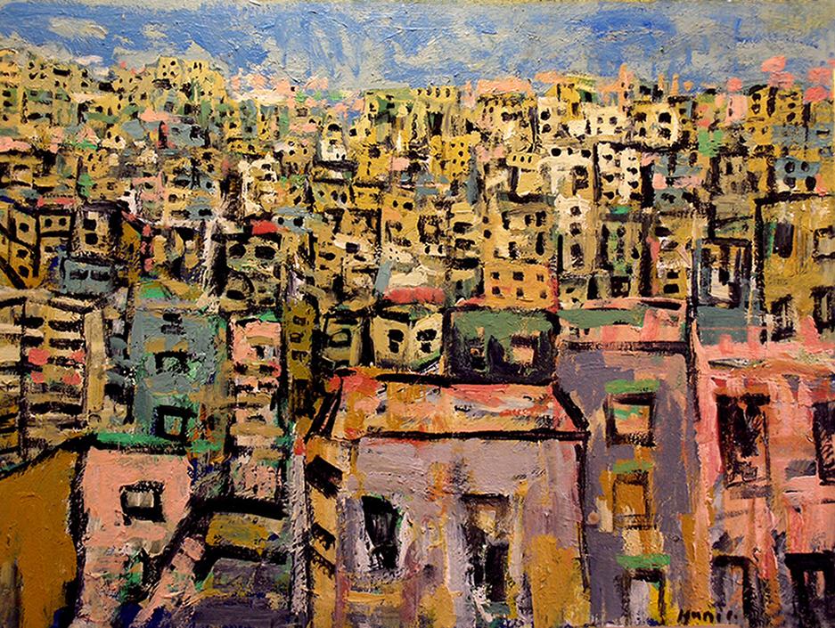 لوحة عمّان
