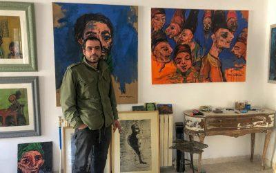 هاني علقم: مشاعر الإنسان وتجاربه كأساس للعمل الفني