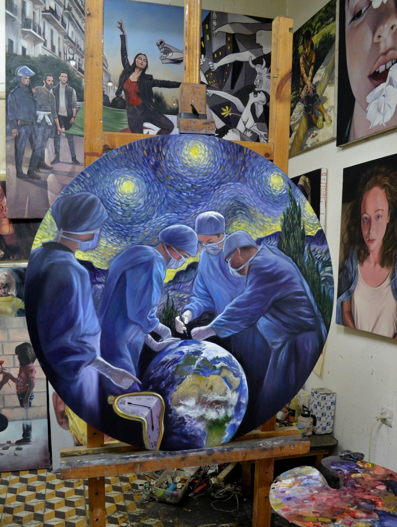 فنانين العرب وكورونا
