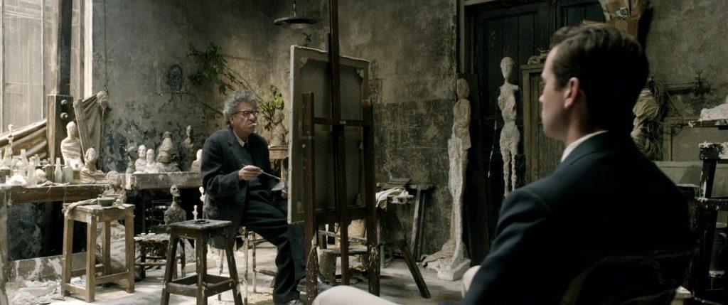 فيلم البورتريه الأخير | الفن في لوحة سينمائية