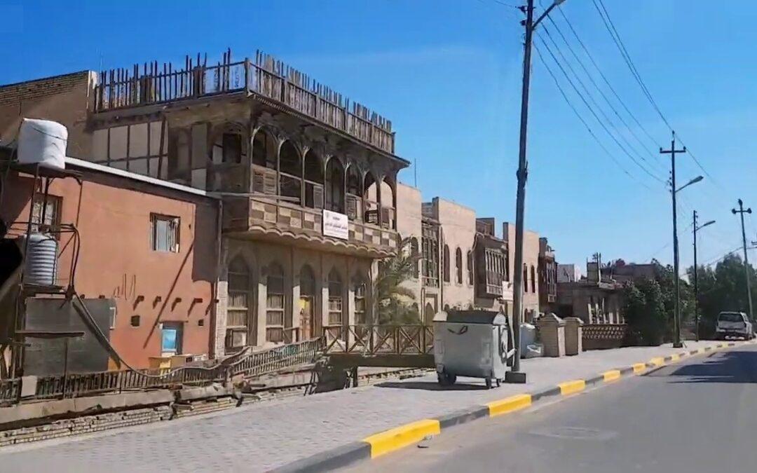 عمارتنا المحلية العراقية والتحولات السياسية