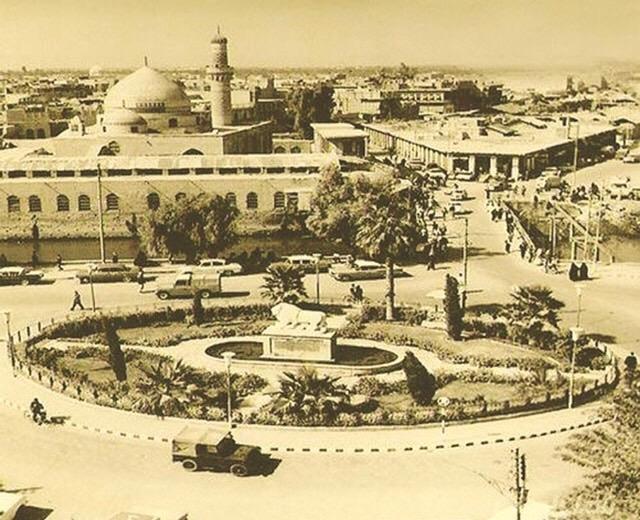 المكان العراقي وصراع الهيمنة بين السلطة والمجتمع