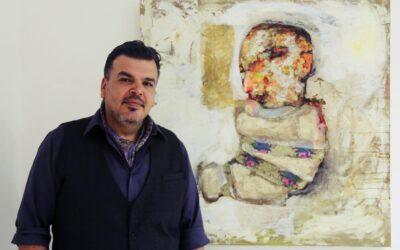 """قراءة في لوحة الفنان العراقي وضاح مهدي : """"ولادة الشرق الأوسط الجديدة"""""""