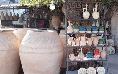 الكوازة   مهنة صناعة الفخار العراقي