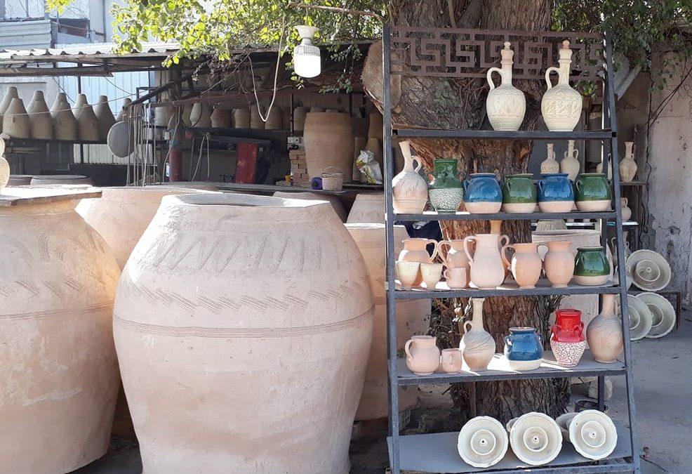 الكوازة | مهنة صناعة الفخار العراقي