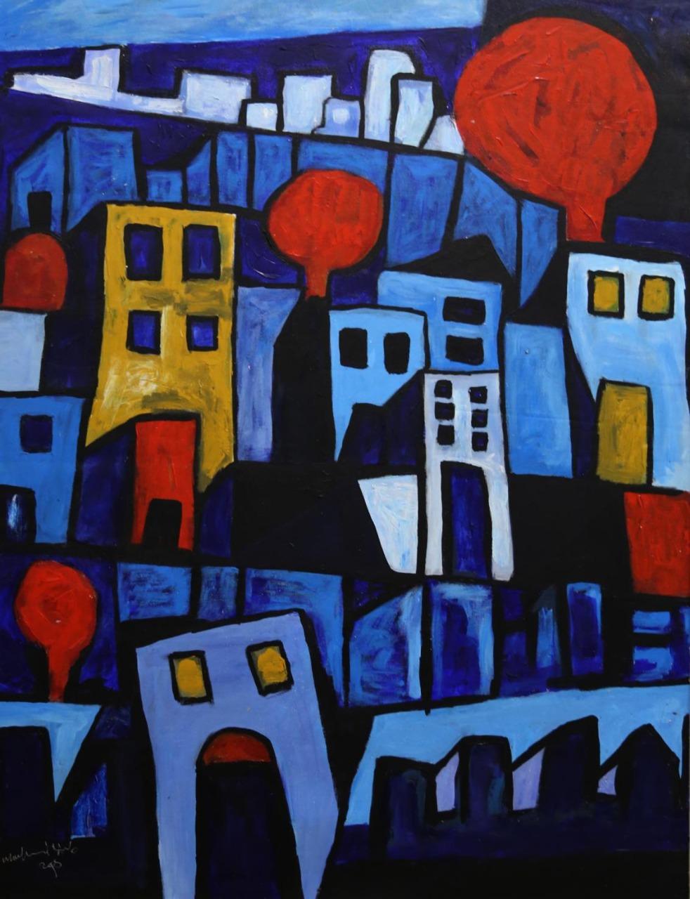 الفنان محمد حرب