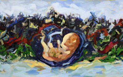 حكايا: معرض مشترك لخمسة فنانين من غزة في جاليري وادي فينان