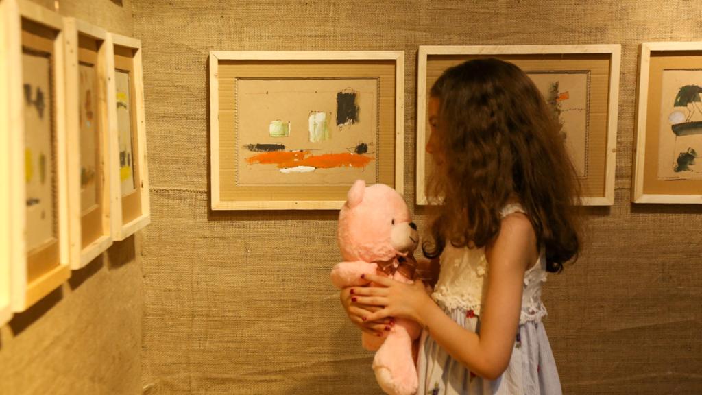 ليس صفراً: معرض جماعي في جمعية الفنانين التشكيليين – البصرة