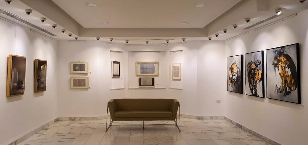 جودار جاليري: معرض جماعي لفنانات شابات في عمّان