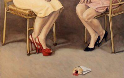 الاستعارة والرمزية في تصوير الواقع: خلدون حجازين ضيف نادي الفنون